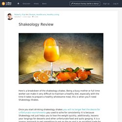 Shakeology Shakes Review