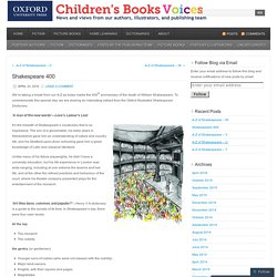 OUP Children's Books Voices