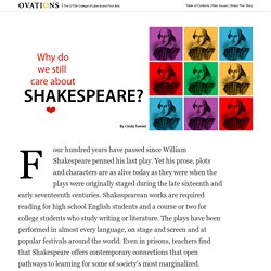 UTSA's College of Liberal and Fine Arts Magazine
