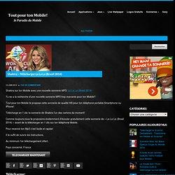 Shakira - Télécharger La La La (Brasil 2014)