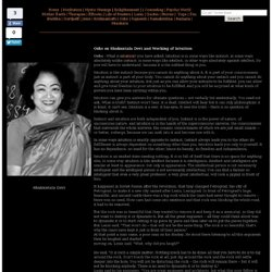 Osho on Shakuntala Devi, Osho insight on Secret of Shakuntala Devi Genius