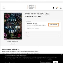 Dark and Shallow Lies by Ginny Myers Sain: 9780593403969
