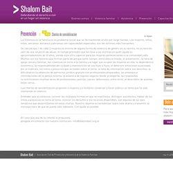 Shalombait » Charlas de sensibilización