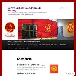 Centre Culturel Bouddhique de Rennes