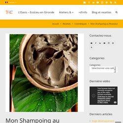 Mon Shampoing au Rhassoul - Mon P'tit Pote en transition