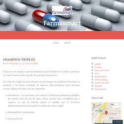 SHAMPOO TRIPLUS