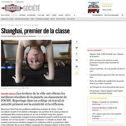 Shanghai, premier de la classe
