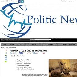Shango, Le bébé rhinocéros