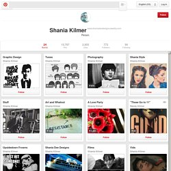Shania Kilmer on Pinterest