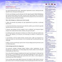 Shank Prakshalana - le blog du cabinet