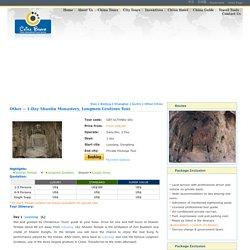 1-Day Shaolin Monastery, Longmen Grottoes Tour