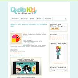 ShapeKit : créer et animer des formes très facilement (iPad)