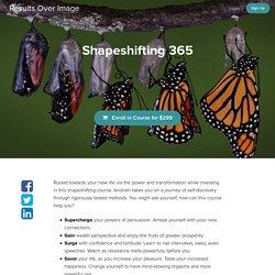 Shapeshifting 365