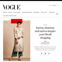 Kurtas for Diwali - Diwali Ethnic Wear at Vogue India