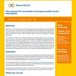 Share-PSI 2.0 Home