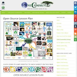 Free-shared Education: Open Source Lesson Plan