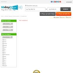 Post Free Recipe Classified Ads - 10dayads