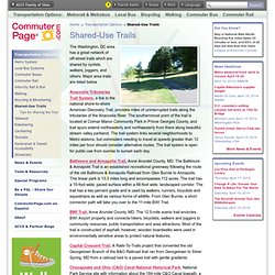Bicycle Trails and Routes