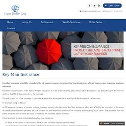 Key Man Life Insurance Policy