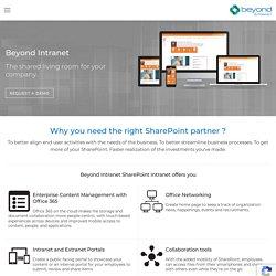 SharePoint Intranet Development