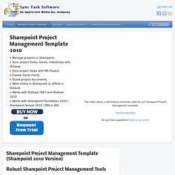 Sharepoint asadkhalid pearltrees for Sharepoint project tracking template