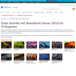SharePoint Server 2010 - Getting Started: Create Web Application | TechNet