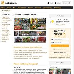 Sharing City Berlin - BerlinOnline.de
