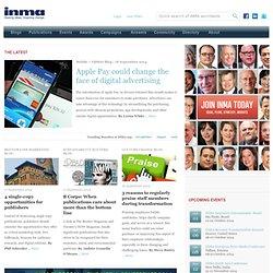 INMA: Sharing Ideas, Inspiring Change