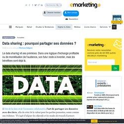 Data sharing : pourquoi partager ses données ?
