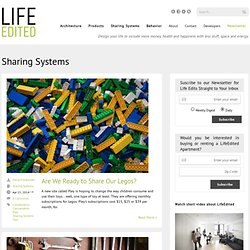 Sharing Systems