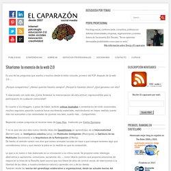 El caparazón Sharismo: la esencia de la web 2.0