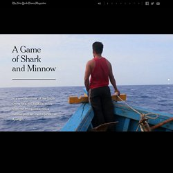 A Game of Shark and Minnow - Who Will Win Control of the South China Sea?