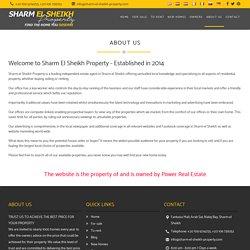 Sharm El Sheikh Property