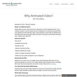 Sharp Eye Animation