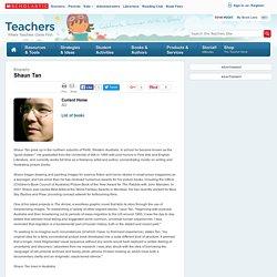 Shaun Tan's Biography