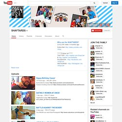 SHAYTARDS's Channel‬‏