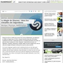 La Magie de Shazam: dans les entrailles de l'algorithme