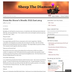 Sheep The Diamond