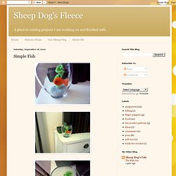 Sheep Dog's Fleece: Simple Fish
