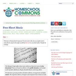 Home School Commons