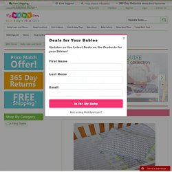 Baby Cot Sheets online