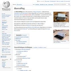 SheevaPlug - Wikipédia