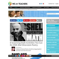Shel Silverstein: Math & Poetry