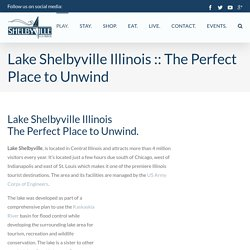 Lake Shelbyville Illinois