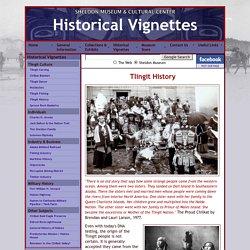 Sheldon Museum Tlingit History