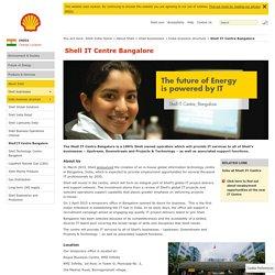 IT Centre Bangalore - India
