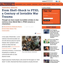 Century of Invisible War Trauma