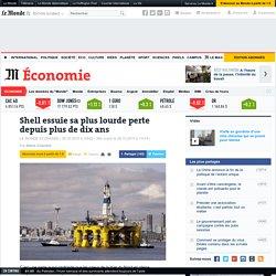 Shell essuie sa plus lourde perte depuis plus de dixans
