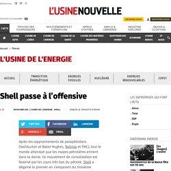 Shell passe à l'offensive - Pétrole