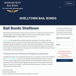 Affordably Easy Bail Bonds